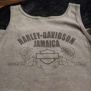 ➡✨Harley Davidson Jamaica tank